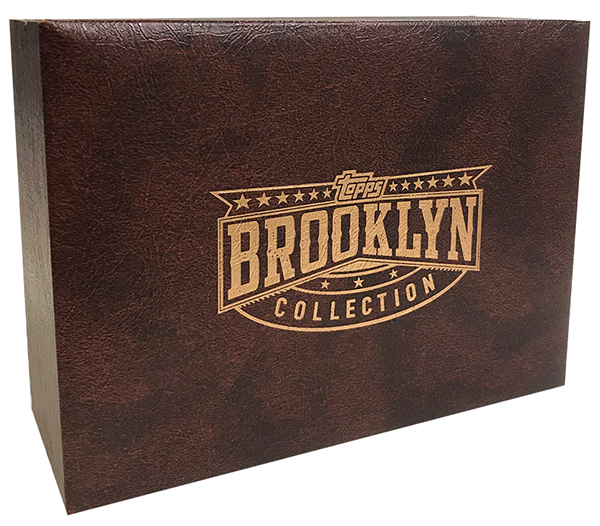 2018 Topps Brooklyn Collection Box