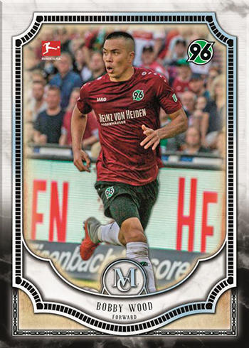 2019 Topps Bundesliga Museum Collection Base