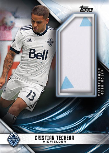 2019 Topps Mls Soccer Cards Checklist Team Set Lists Release Date
