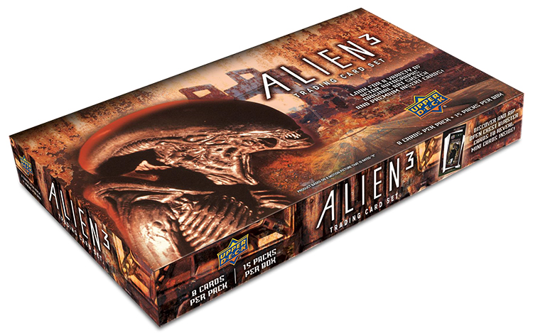 2019 Upper Deck Alien 3 Box