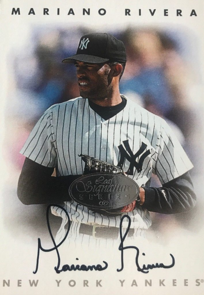 Top 5 Mariano Rivera Cards To Chase And Build A Hall Of Fame Collection