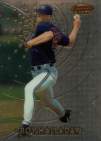 1997 Bowmans Best Roy Halladay Rookie Card