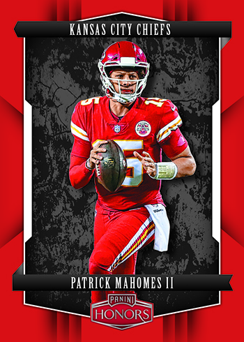 2018 Panini Honors Football Base