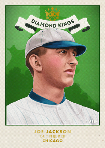 2019 Panini Diamond Kings Baseball 1919 Diamond Kings