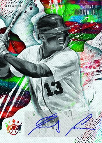 2019 Panini Diamond Kings Baseball DK Signatures