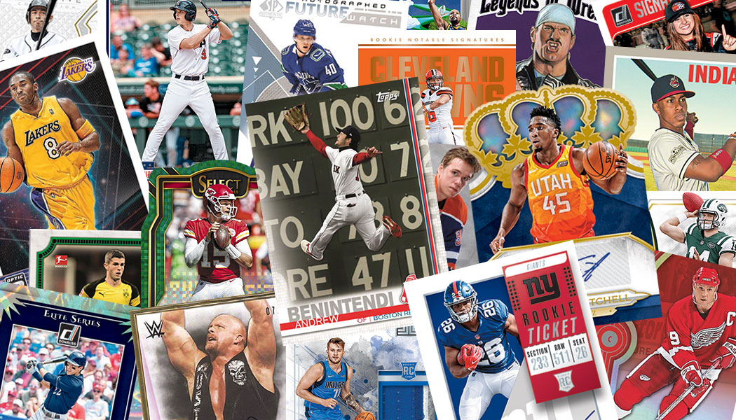 2019 Sports Card Release Calendar And Dates For New Upcoming Sets