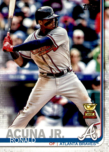 2019 Topps Series 1 Baseball Parallels Gallery Info And Id Guide