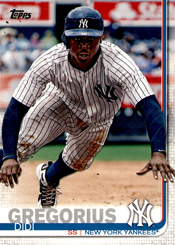 2019 Topps Series 1 Baseball Cards Checklist, Team Set Lists