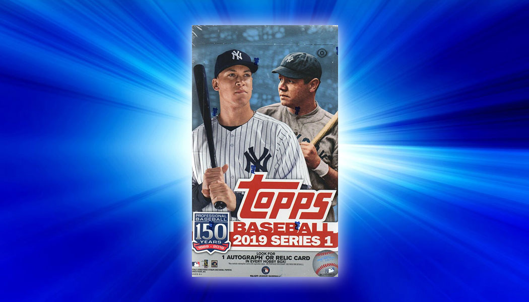 Early Notes And Observations For 2019 Topps Series 1 Baseball