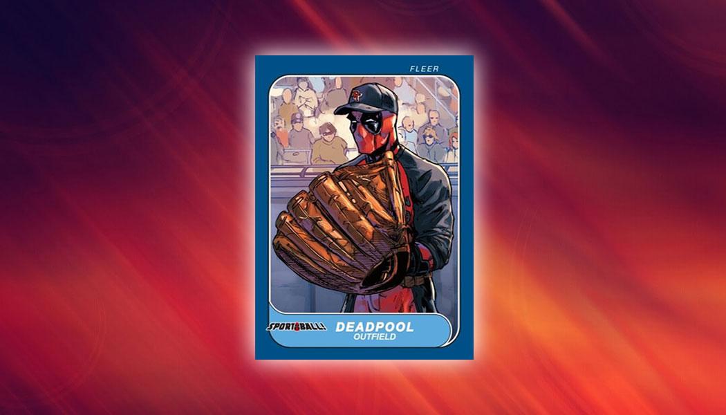 Upper Deck 2019 Deadpool Complete 100 Card Base Set