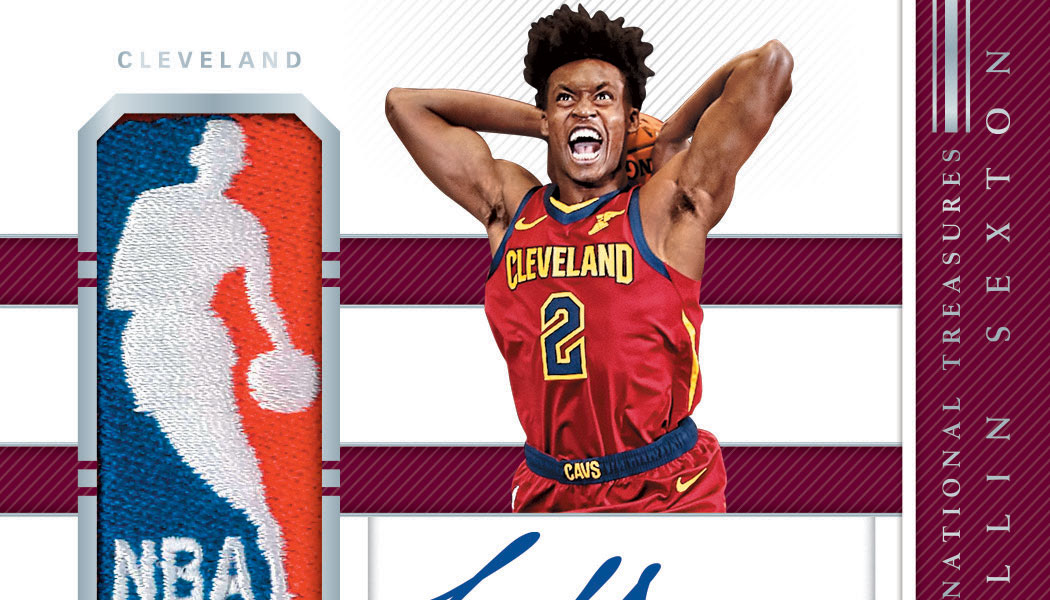 2018 19 Panini National Treasures Basketball Cards