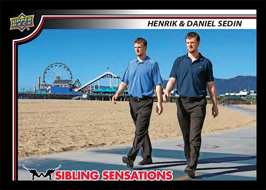 2018-19 Upper Deck Sibling Sensations SS-1