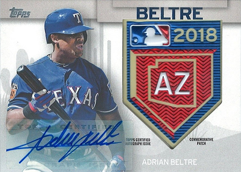 Spring Is In The Air And So Are Spring Training Baseball Cards