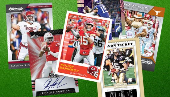 Best 2019 Football Cards 2019 Football Cards Release Dates, Checklists, Price Guide Access
