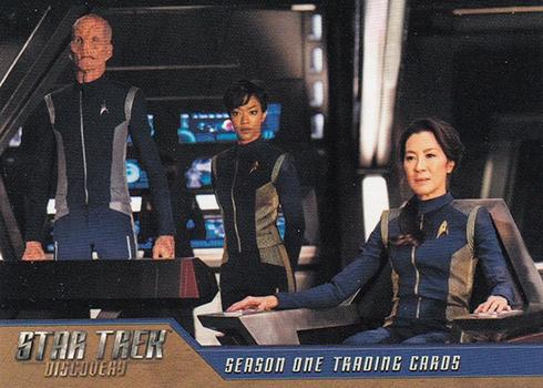 2019 Rittenhouse Star Trek Discovery Season 1 Promo Card P1