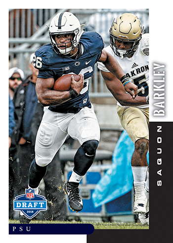 2019 Score Football NFL Draft