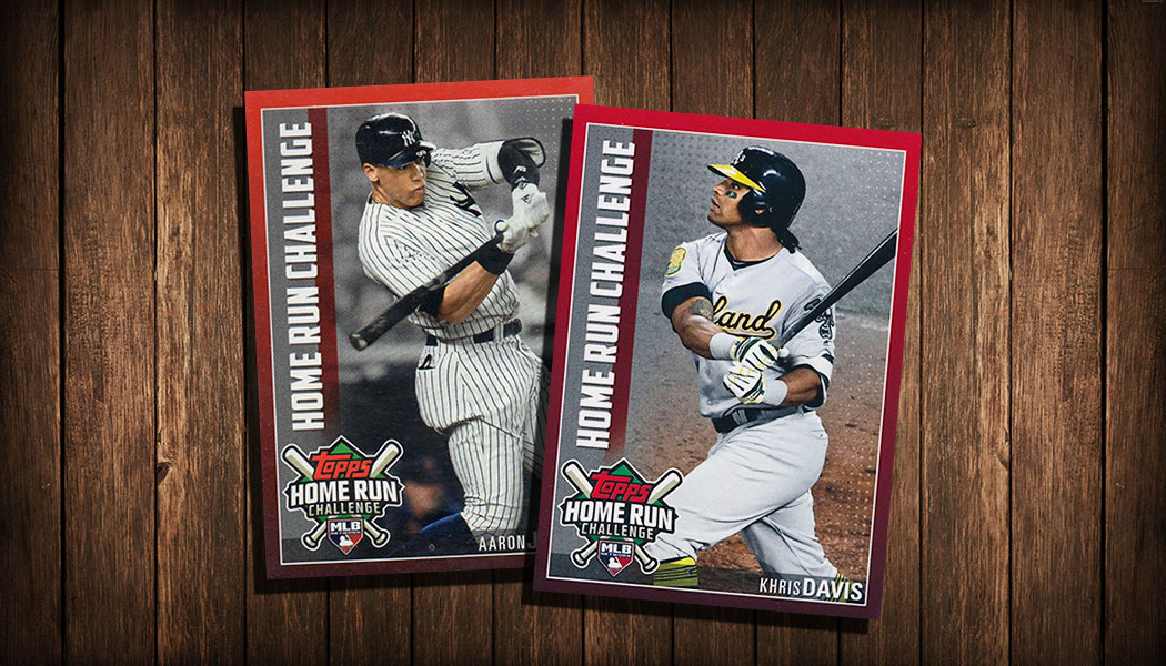 Home Run Derby 2020 Players.2019 Topps Home Run Challenge Details Checklist And How
