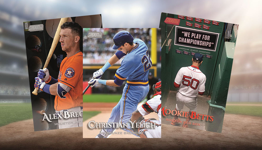 2019 Topps Stadium Club Baseball Checklist Team Set Lists