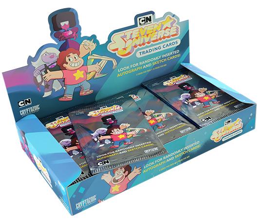 Cryptozoic Steven Universe Box