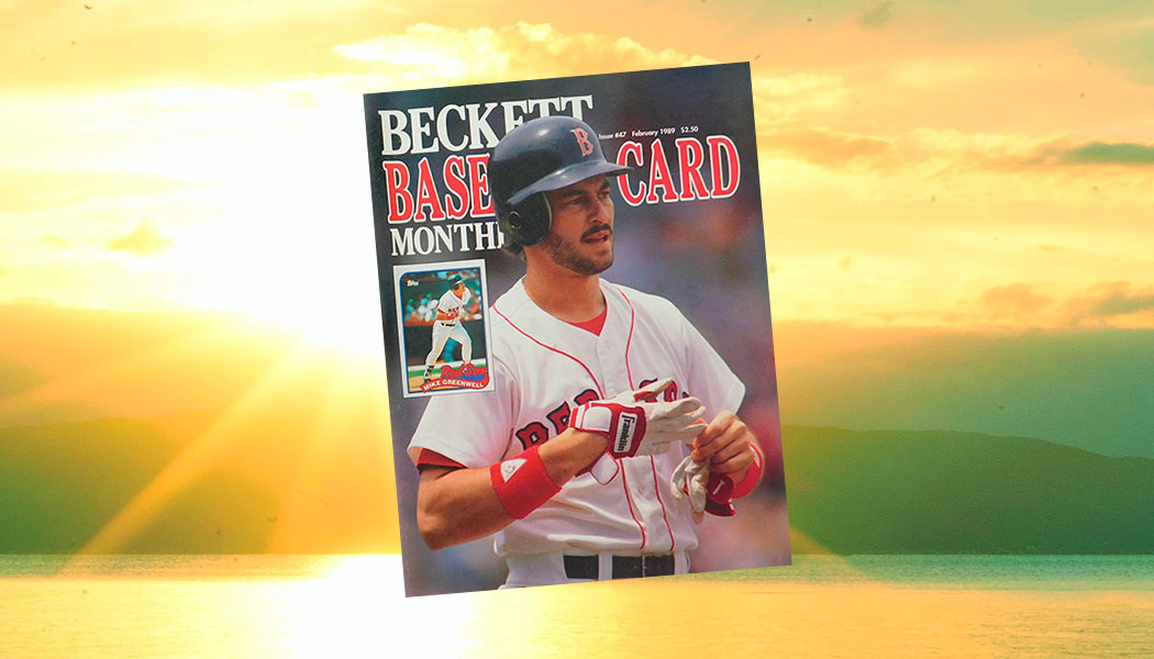 Retro Beckett Baseball Card Weather Report What Was Hot