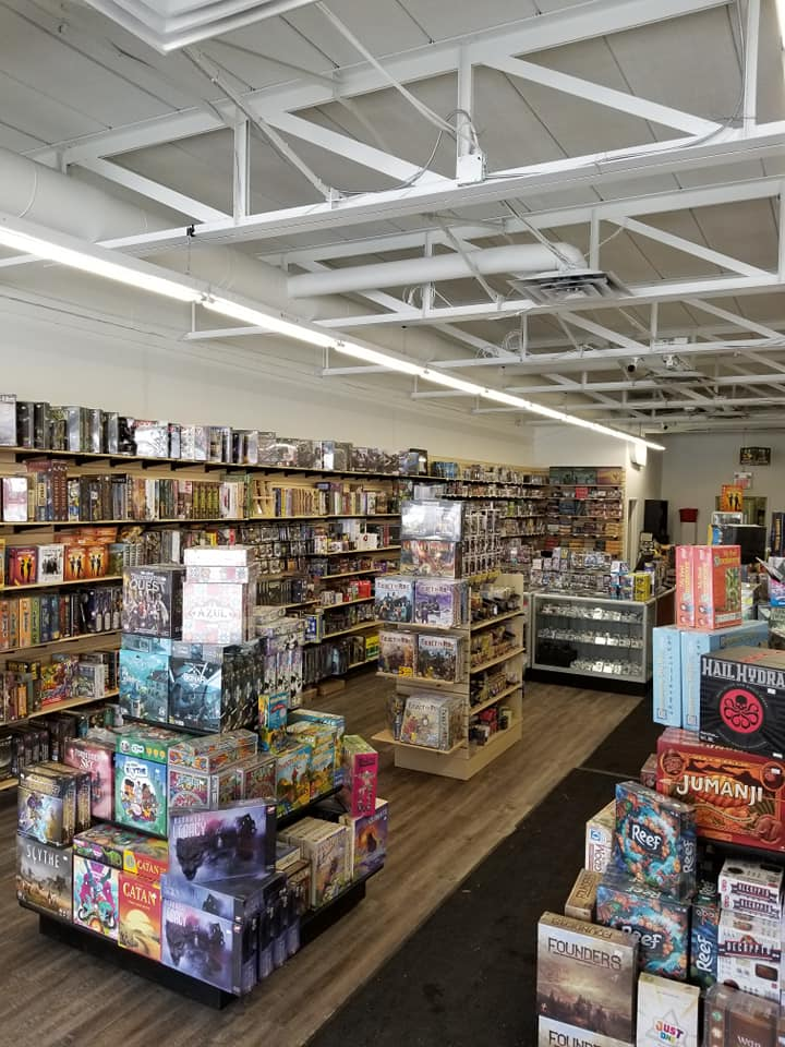Canadian Local Card Shop Of The Week Out Of The Box Sports