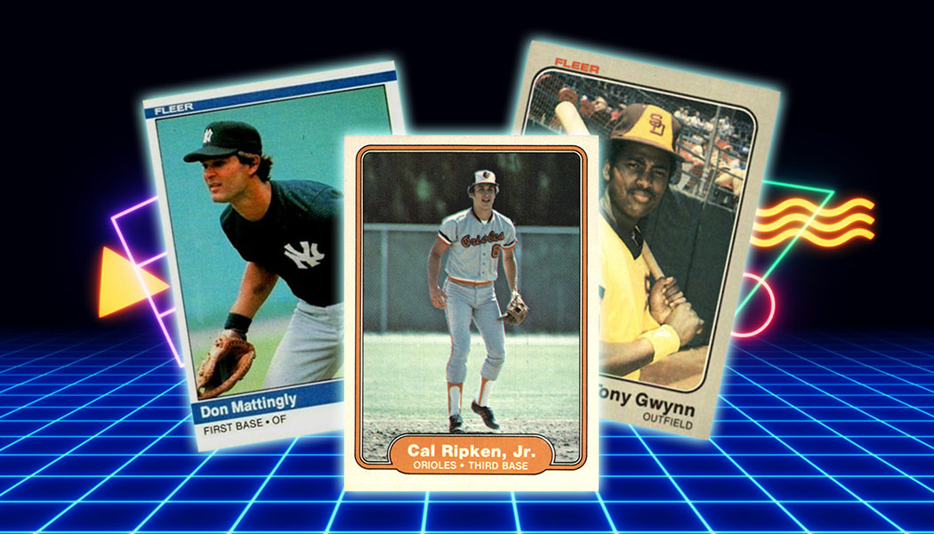 10 Most Valuable 1980s Fleer Baseball Rookie Cards