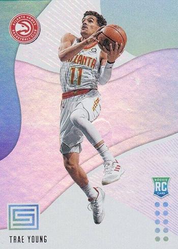 2018-19 Panini Status Basketball Trae Young
