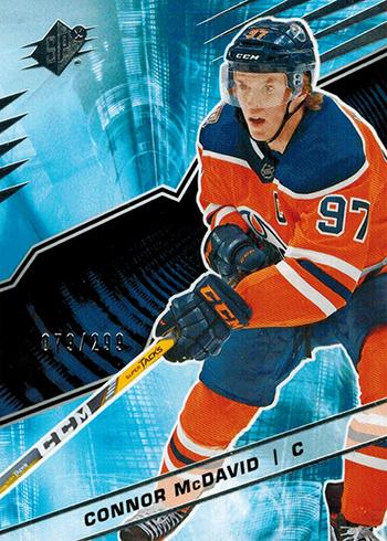 2018-19 SPx Hockey Connor McDavid
