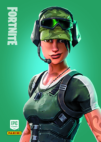 2019 Panini Fortnite Series 1 Trading Cards Character