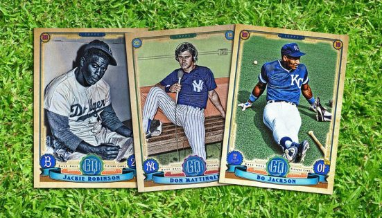 2019 Topps Gypsy Queen Baseball Short Prints Legends Gallery