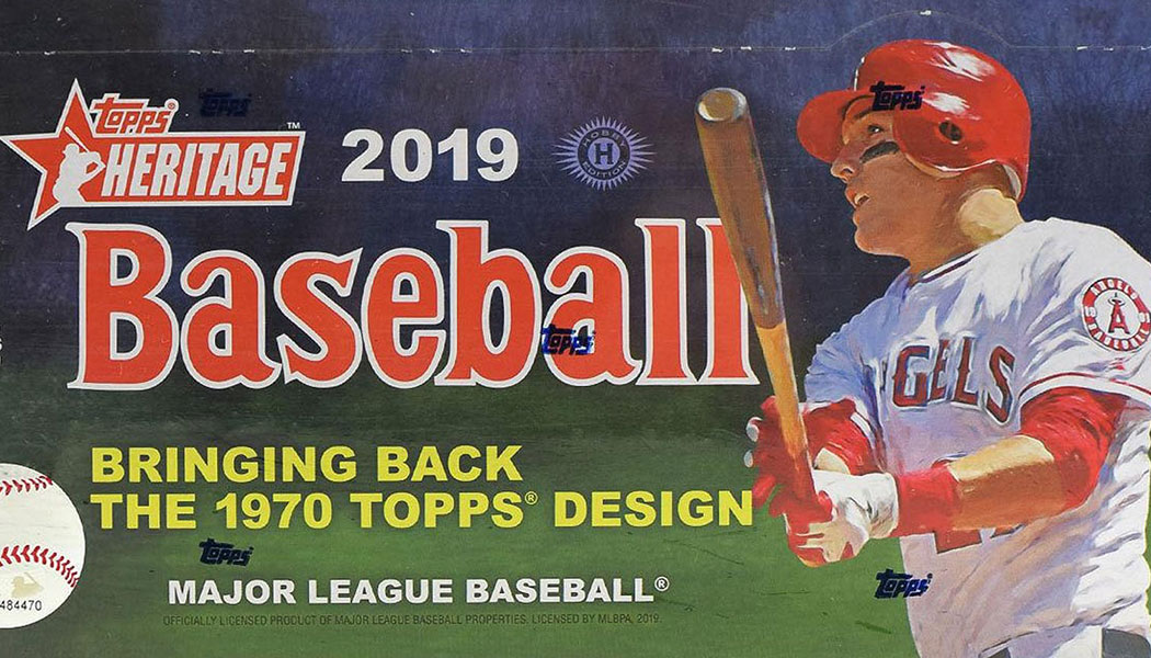7 Things to Watch for in 2019 Topps Heritage Baseball