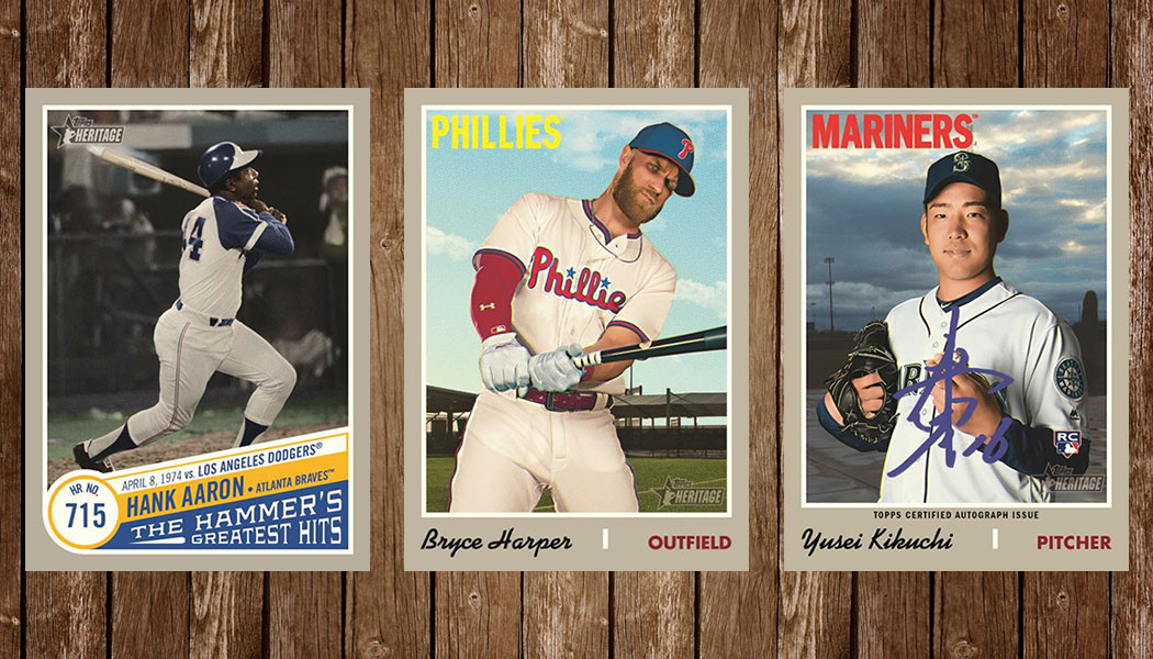 16 BOX CASE  2018 Topps Heritage HIGH NUMBER Baseball Series Blaster Boxes Autos