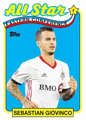 2019 Topps MLS Allp-Stars Sebastian Giovinco