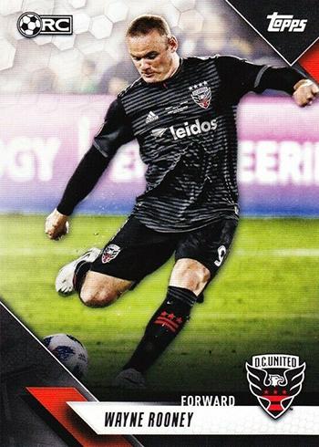 2019 Topps MLS Wayne Rooney
