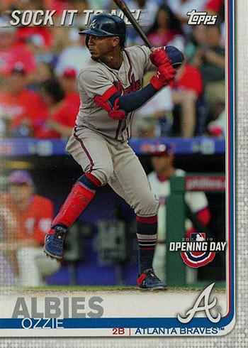 01e483a6ef2 2019 Topps Opening Day Baseball Cards Checklist