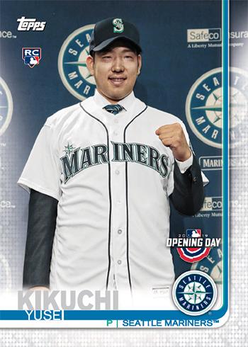 87bfc046566 Fascinating 5  2019 Topps Opening Day Baseball - Beckett News