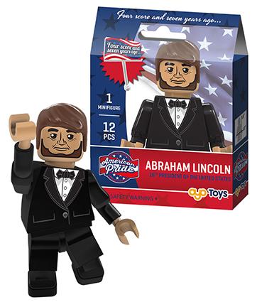 OYO Toys American Pride Abraham Lincoln