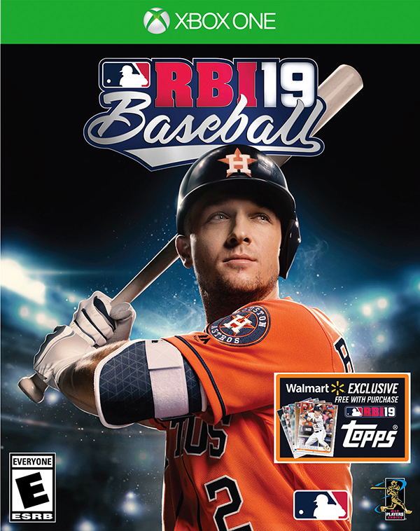 RBI Baseball 19 XBOX One