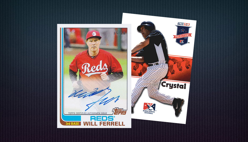 Baseball Cards Of Spring Training Celebrities Beckett Pricing