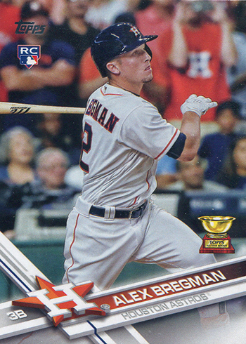 2017 Topps Alex Bregman Rookie Card