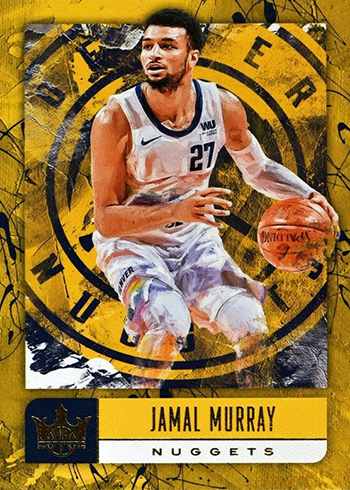 2018-19 Panini Court Kings Basketball Cards Checklist, Team