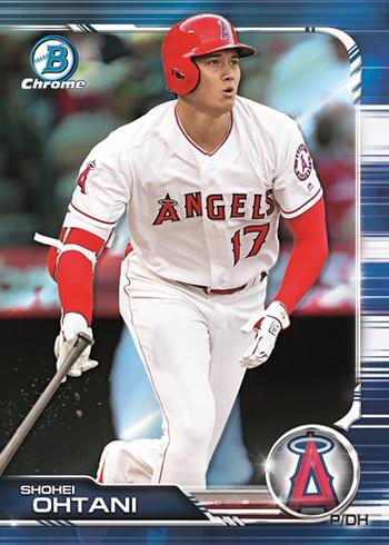 2019 Bowman Chrome Baseball Cards Checklist Release Date