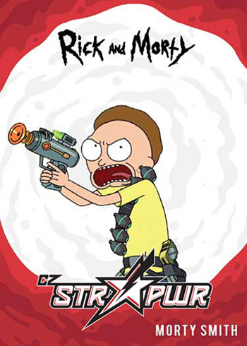 2019 Cryptozoic Rick and Morty Season 2 CZ STR PWR