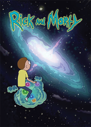 2019 Cryptozoic Rick and Morty Season 2 Promo Card P2 Philly Show