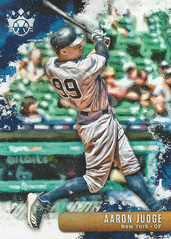 2019 Panini Diamond Kings Baseball Aaron Judge