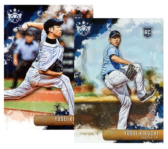 2019 Panini Diamond Kings Baseball Variations
