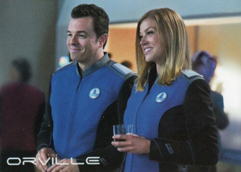 2019 Rittenhouse The Orville Season 1 Promo Cards P2
