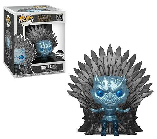 Funko POP Game of Thrones Metallic Night King HBO