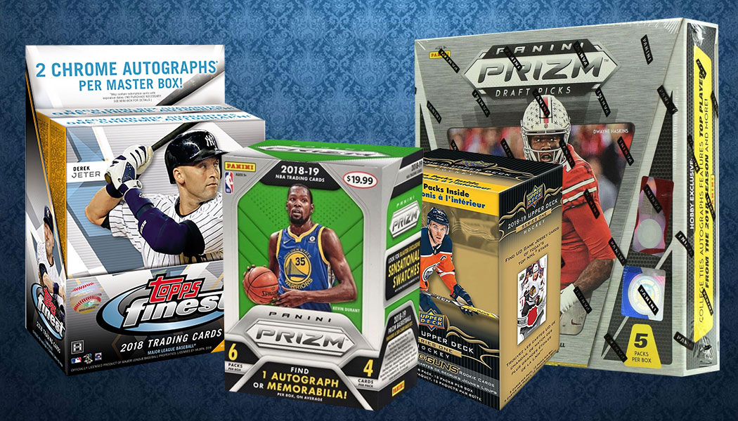 Hobby Or Retail Which One To Choose When It Comes To Sports Cards