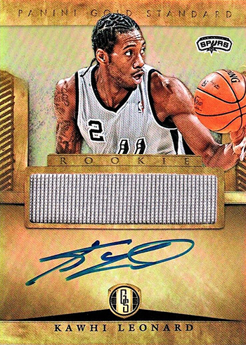 Kawhi Leonard Rookie Card Rankings Find Out His Most